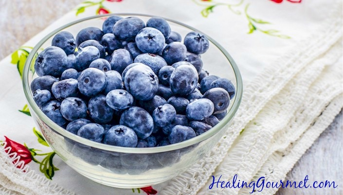blueberries fight cancer
