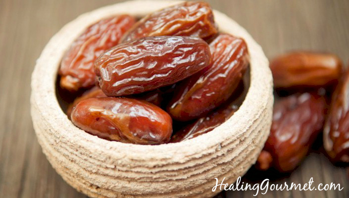 fructose in dates