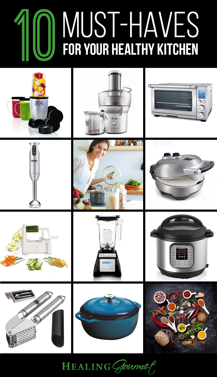 Cooking Kitchen Appliances ~ The best kitchen appliances for healthy cooking