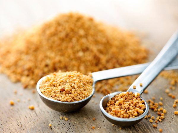 Image from a post with the title: Palm Sugar: A Low Glycemic Sweetener To Use in Moderation.