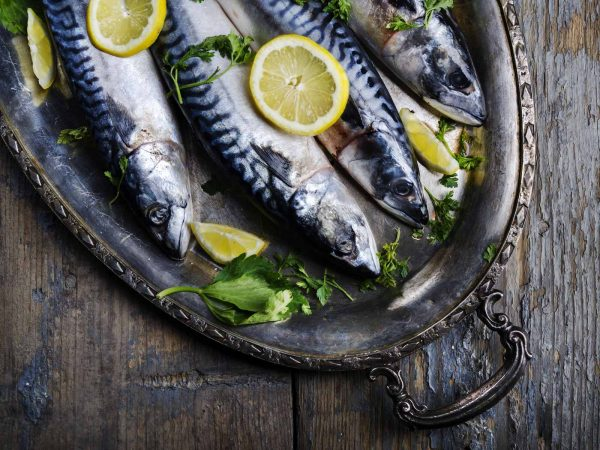 Image from a post with the title: Fatty Fish: A Food That Fights Wrinkles.