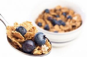 acrylamide in cereal