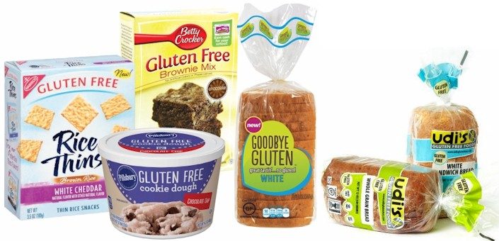 gluten free weight loss