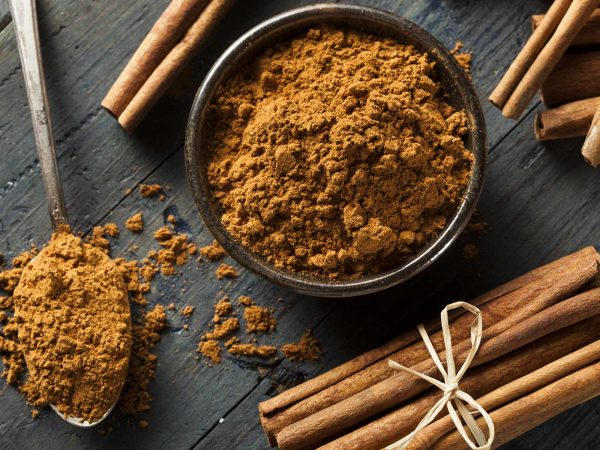 Image from a post with the title: Four Health Benefits of Cinnamon.