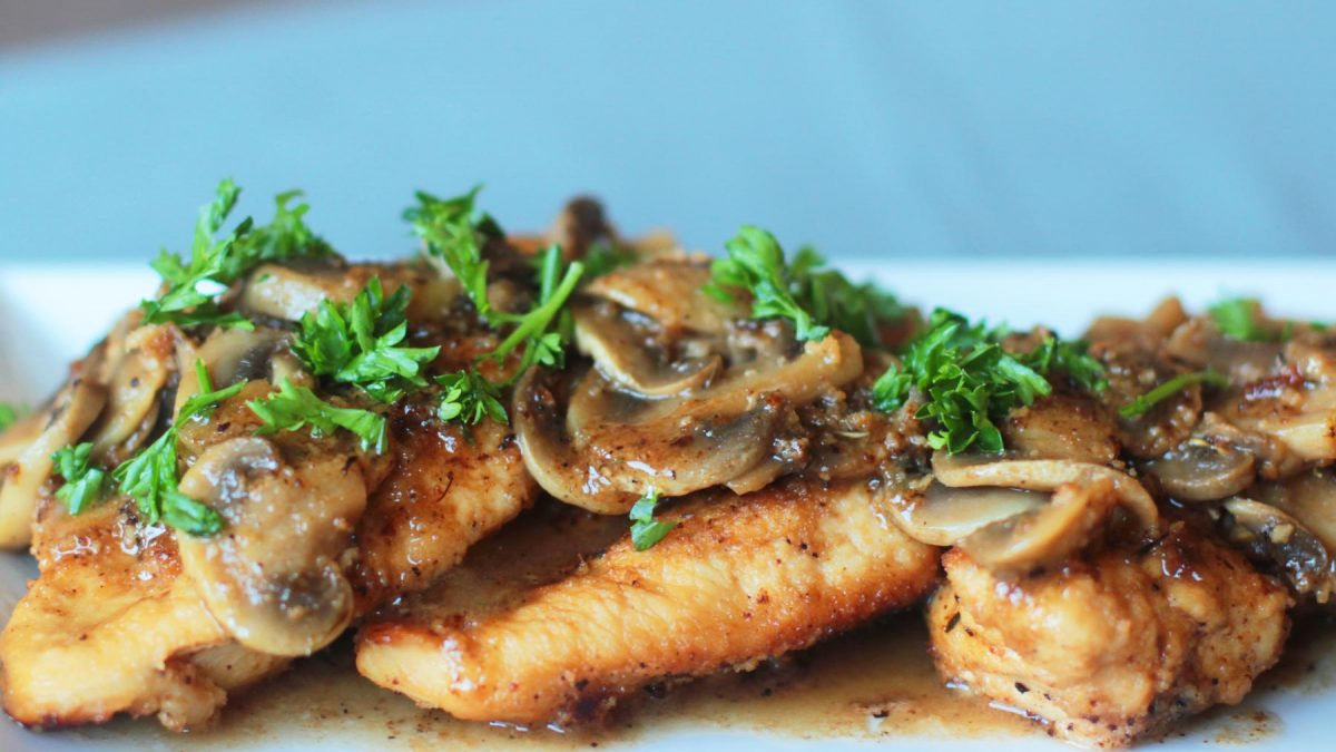 Paleo Chicken Marsala (Low Carb, Gluten-Free, Instant Pot + Stovetop Options)