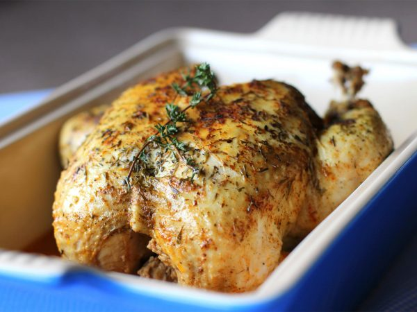 Image from a post with the title: Fall-Off-The-Bone Pressure Cooker Chicken (in 30 Minutes!).