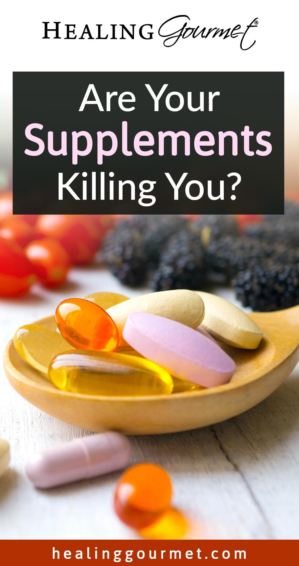 Are Antioxidants Really Killing People